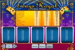 ways royal playtech