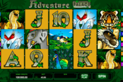 adventure palace microgaming