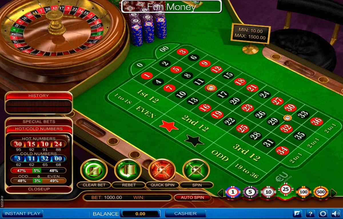 american roulette pro skillonnet