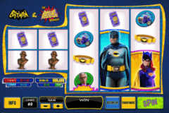 batman the batgirl bonanza playtech