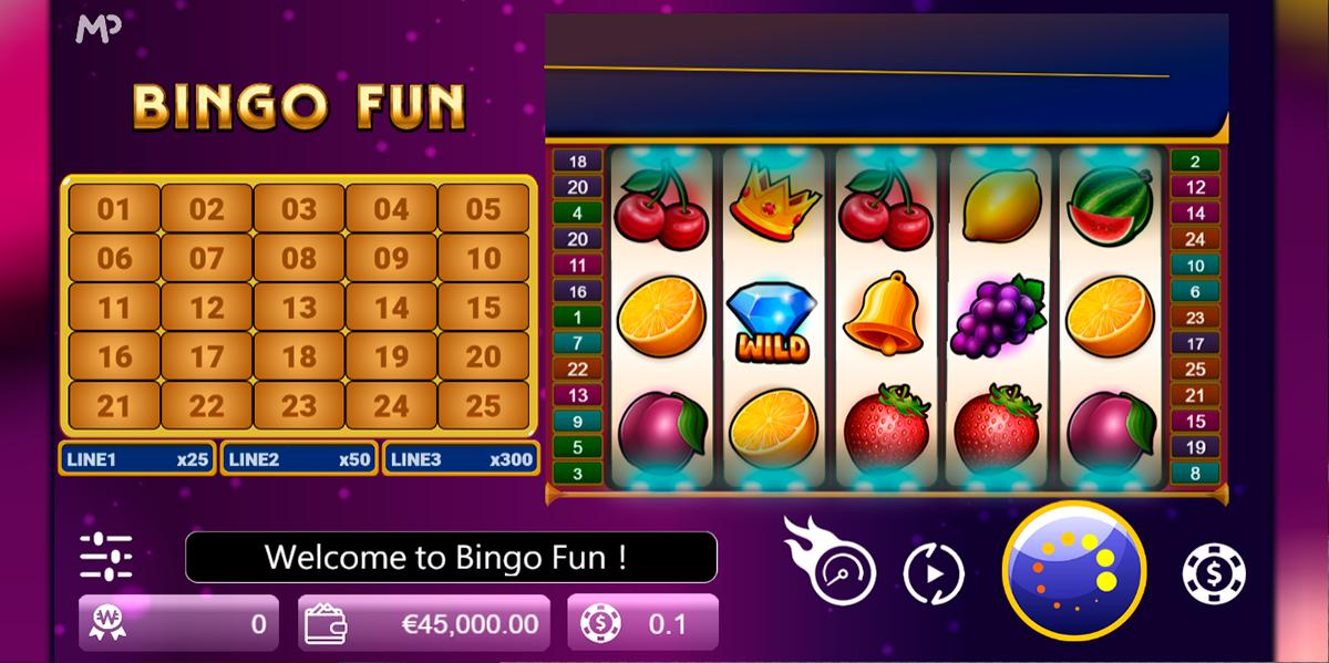 bingo fun manna play