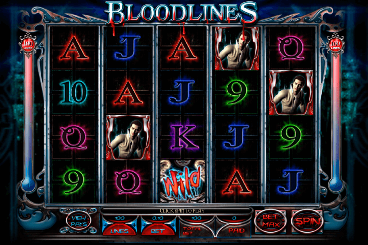 bloodlines genesis