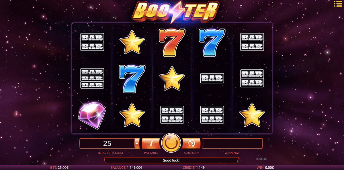 booster isoftbet