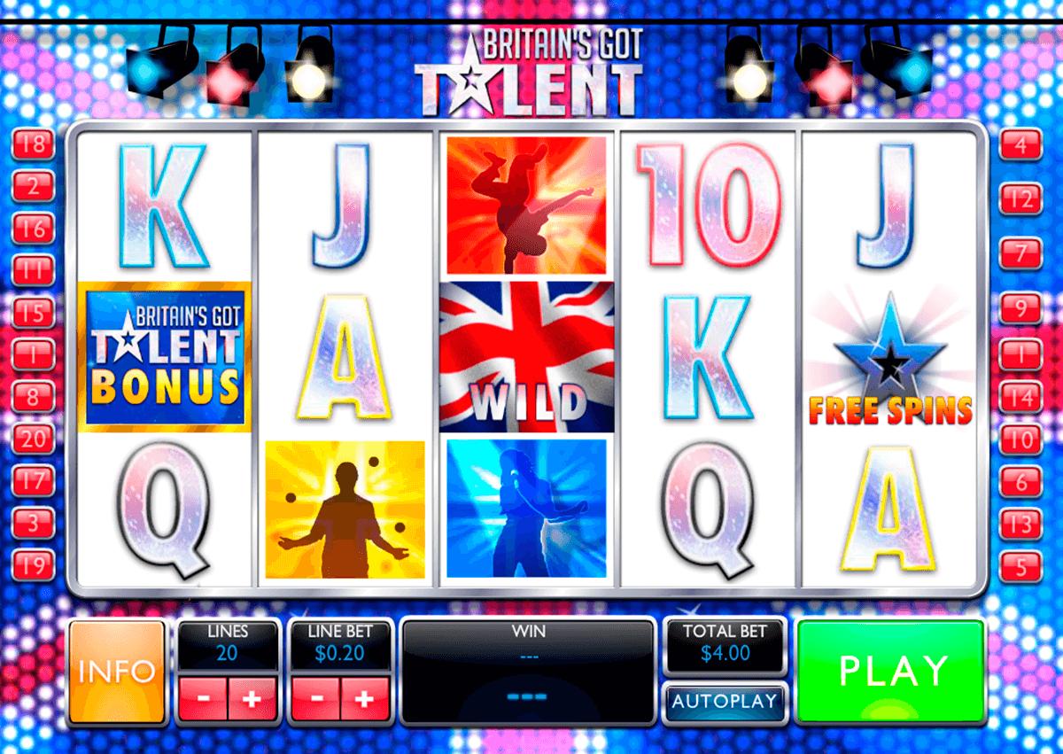 britains got talent playtech