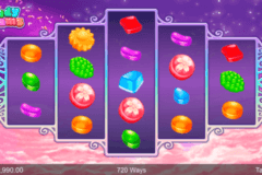 candy dreams microgaming