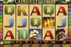 captains treasure pro playtech