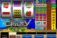 cash crazy microgaming