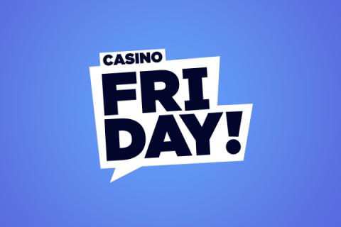 CasinoFriday レビュー