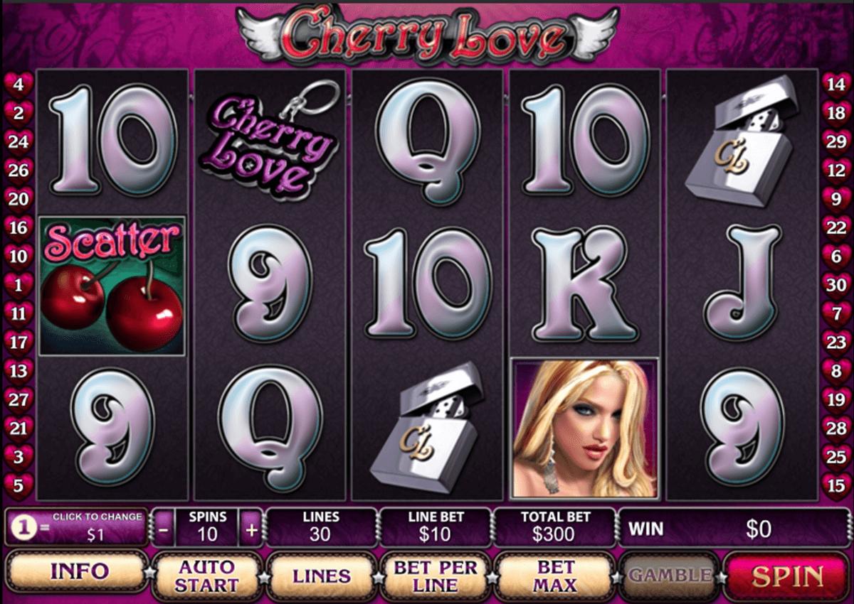 cherry love playtech
