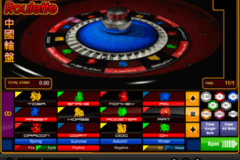 chinese roulette gaming