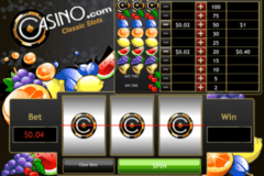 classic slots reels playtech