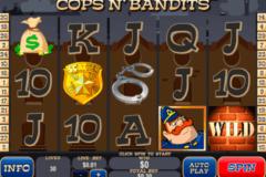 cops n bandits playtech