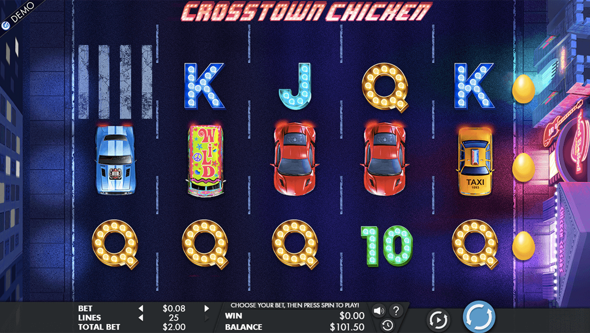 crosstown chicken genesis