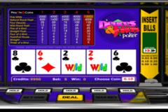 deuces jokers poker betsoft