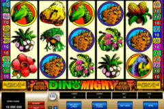 dino might microgaming