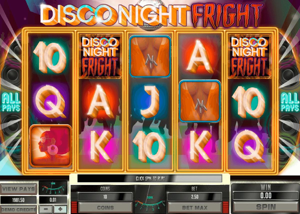 disco night fright genesis