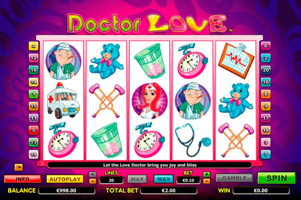 doctor love netgen gaming