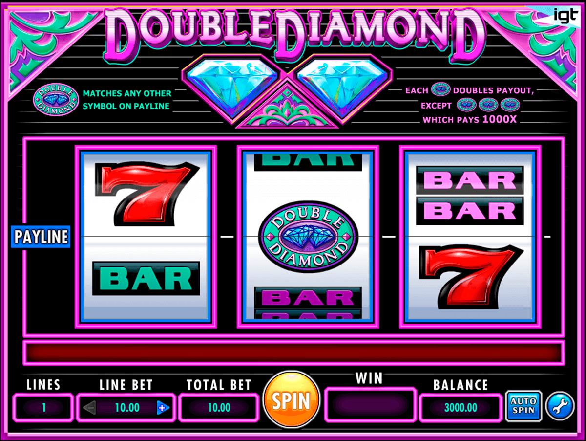 double diamond igt