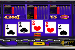 double jackpot poker betsoft