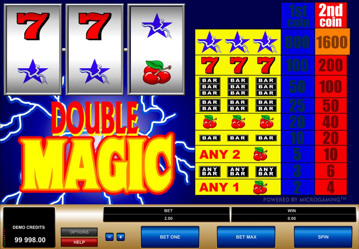 double magic microgaming