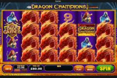 dragon champions playtech