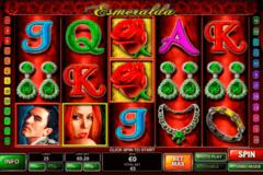 esmeralda playtech