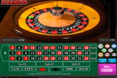 european roulette gaming