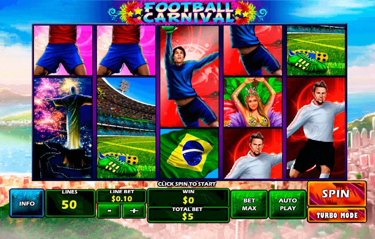 football carnival playtech