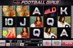 football girls playtech