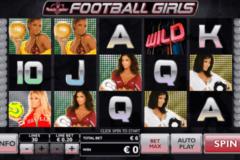 football girls playtech