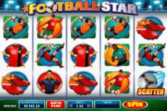 football star microgaming