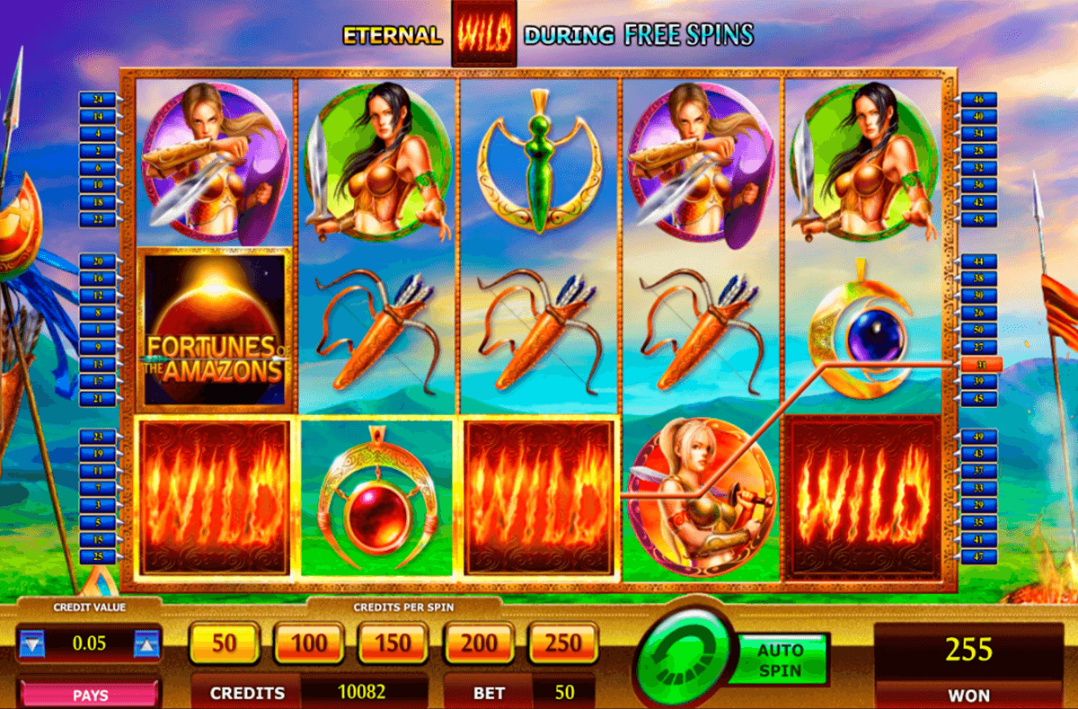 fortunes of the amazons netgen gaming