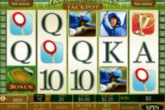 frankie dettoris magic  jackpot playtech