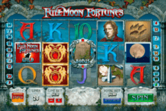 full moon fortunes playtech