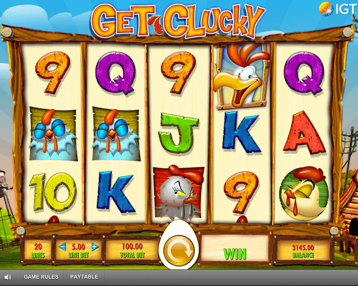 get clucky igt