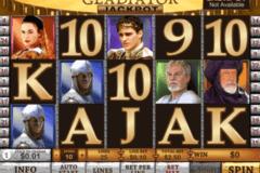 gladiator jackpot playtech
