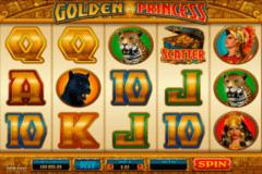 golden princess microgaming
