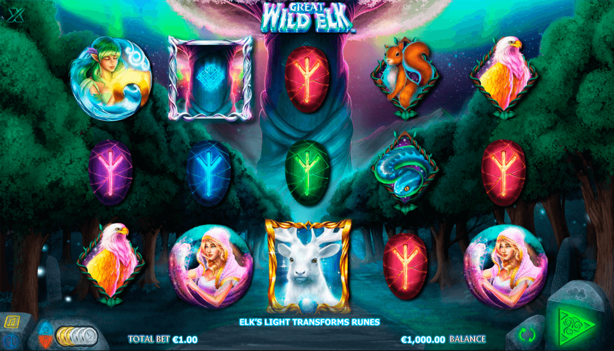 great wild elk netgen gaming