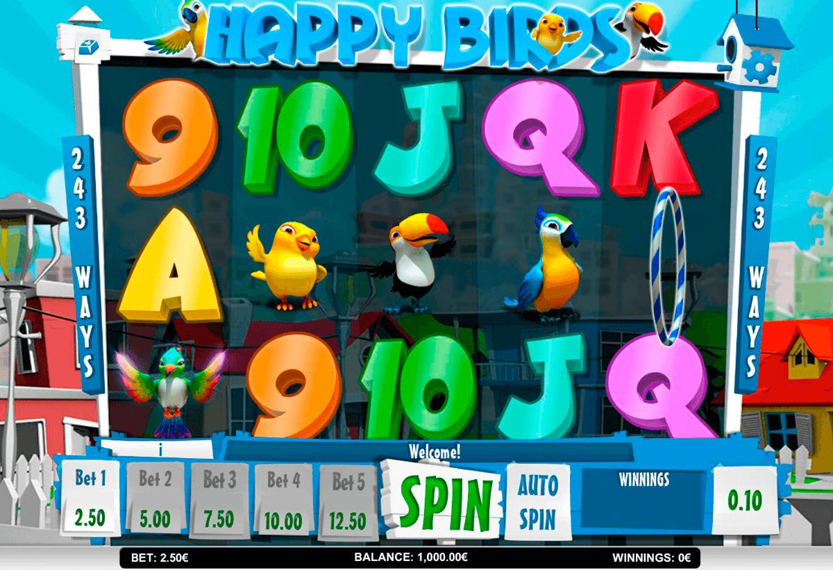 happy birds isoftbet