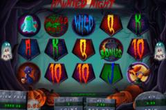 haunted night genesis