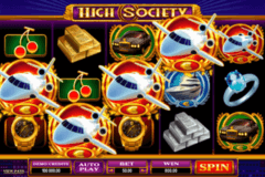 high society microgaming