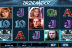 highlander microgaming