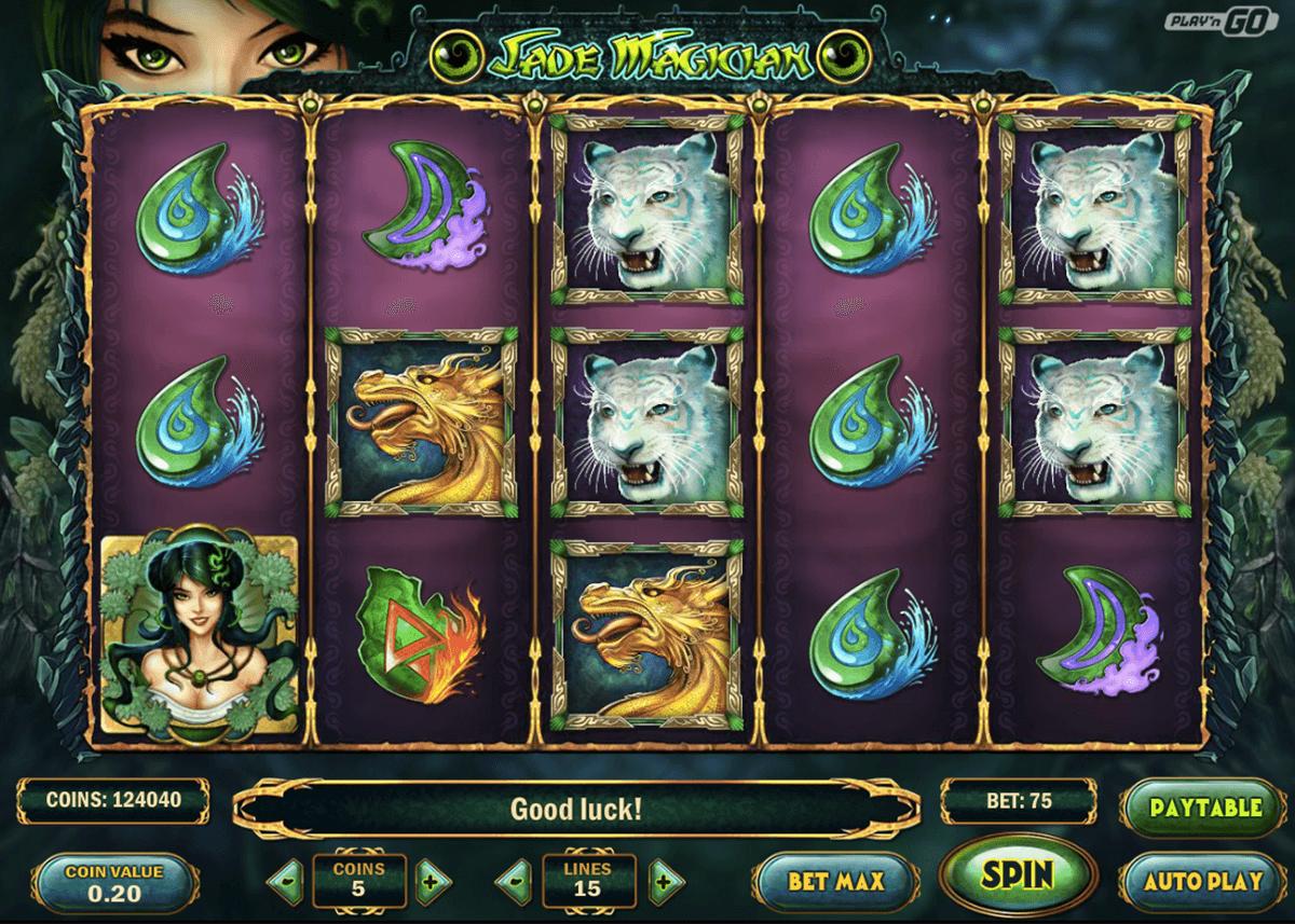 jade magician playn go