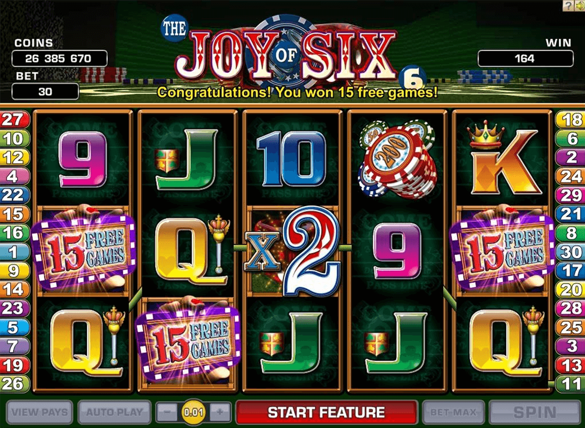 joy of si microgaming