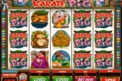 karate pig microgaming