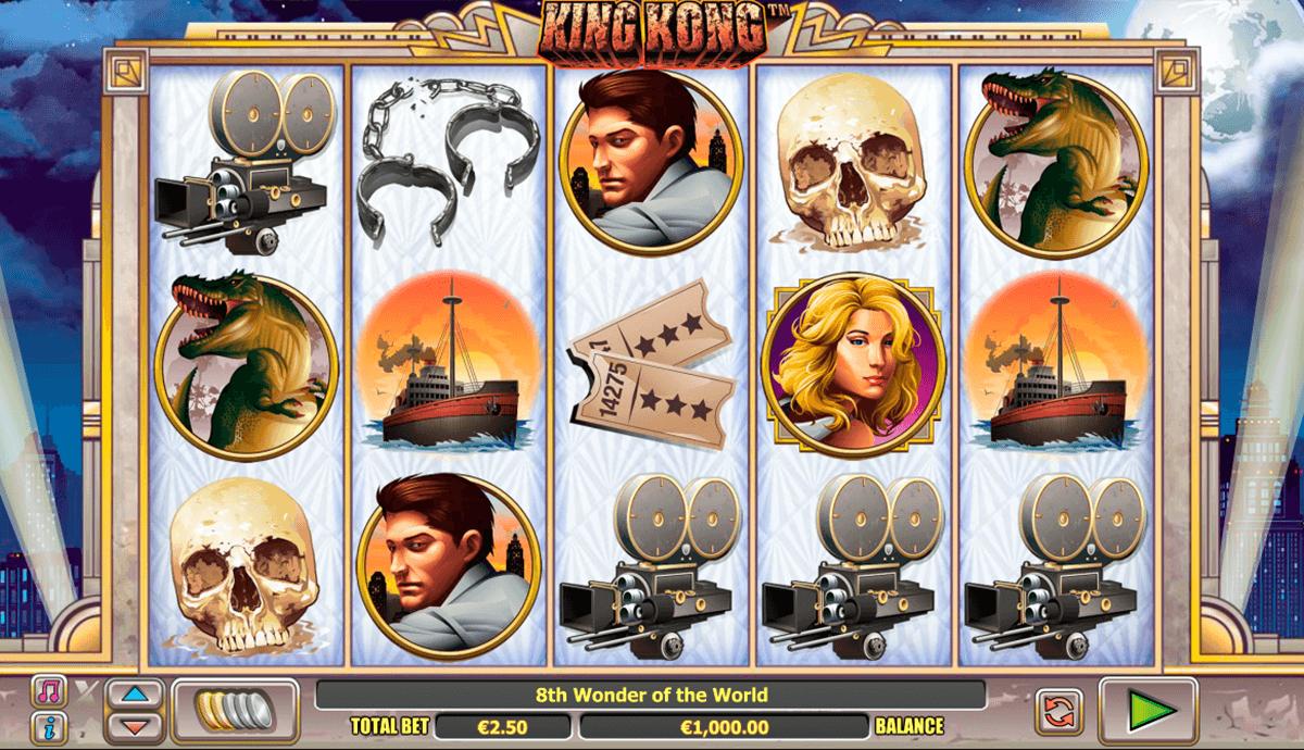 king kong netgen gaming
