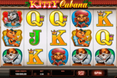 kitty cabana microgaming