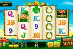 land of gold playtech