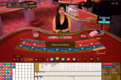 live baccarat microgaming