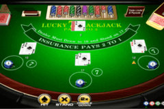 lucky  blackjack amaya